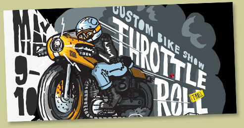 throttle roll