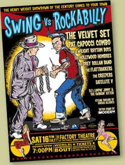 Swng Vs Rockabilly
