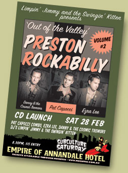 Preston rockabilly