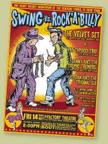 Swing Vs Rockabilly