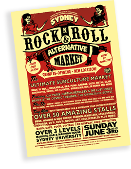 Rock and Roll Alternative Markets